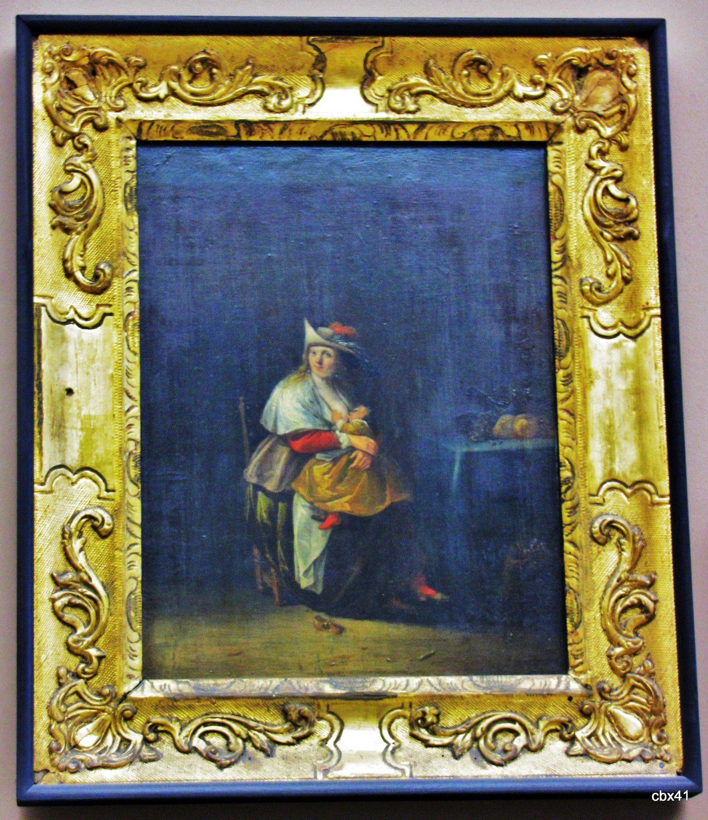 Anthonie Palamades, Le Goût