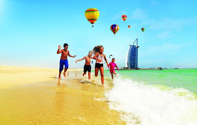 Treat Your Family With Loads of Fun And Thrill in Dubai