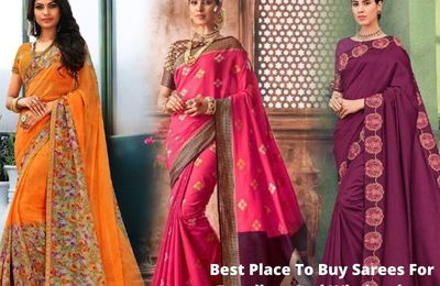 Search the Best Place to Buy popular Sarees for Wholesalers and Resellers