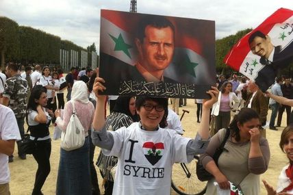 100 Commentaires - China loves Syria