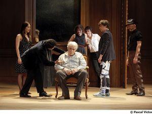 L'Avare de Molière mise en scène par Jean-Louis Martinelli