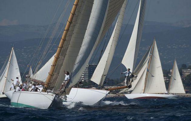 Cannes, capitale du yachting classique du 19 au 25 Septembre