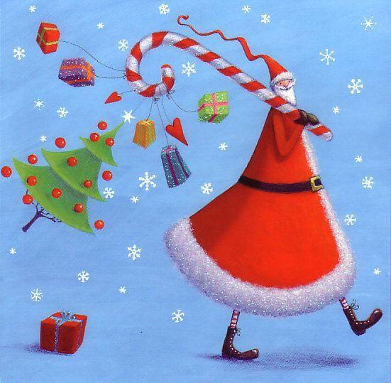 Illustrations Noël 🎄🌲🐧🦊❄️⛄