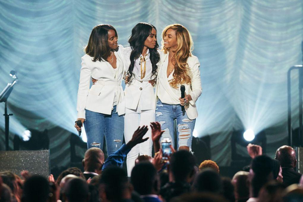 Les Destiny's Child se reforment à Las Vegas