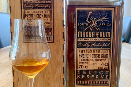 MHOBA RUM - French Cask 2019