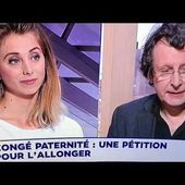 Allongement du congé paternité: débat avec Me Thierry Vallat sur LCI le 3 novembre 2017