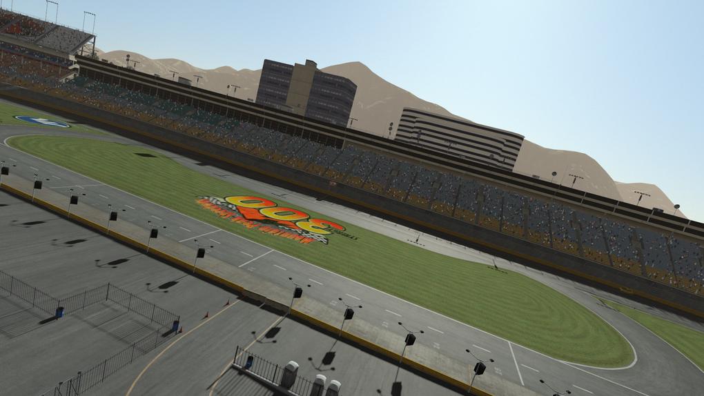 rFactor 2 circuit Mountain Peak Speedway 1.1 disponible !