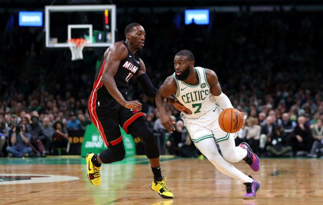 Boston met un terme à la belle série du Heat de Miami