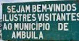 Município do Ambuila acolhe acto provincial do 4 de Fevereiro