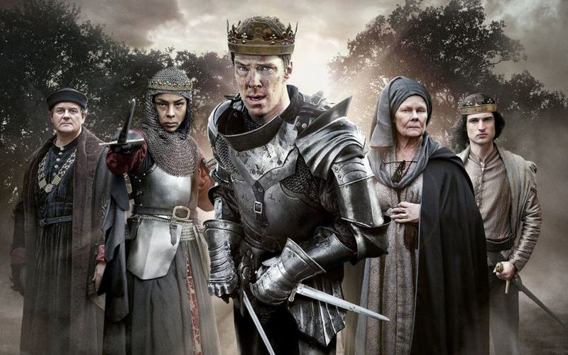 the Hollow Crown, saison 2 : la Guerre des Deux Roses