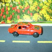 FORD TAUNUS N°4 PENNY 1/66 - car-collector.net