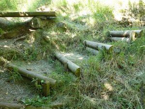 Petit parcours dans les escaliers