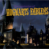 The mysteries of Hogwarts emblems by teacher.lopez on Genially