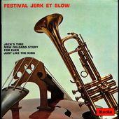 Discothèque Marcillat - Disque N°6 - Festival Jerk et Slow - l'oreille cassée