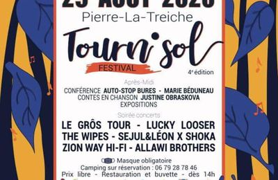 4e édition du Tourn'Sol Festival ou quand ruralité rime avec jeunesse, culture et engagement !