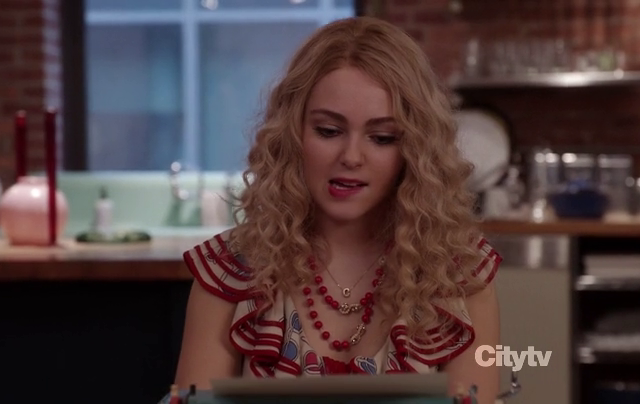 Critiques Séries : The Carrie Diaries. Saison 1. Episode 13.