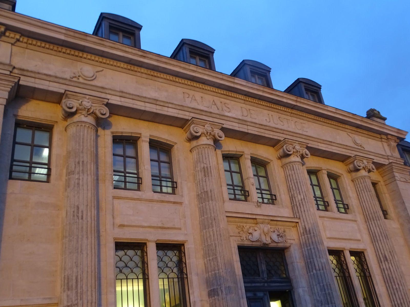 JUSTICE MALADE, JUSTICE À GUÉRIR : L'AFFAIRE HALIMI