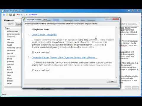 Write-up Creating Software package - Use Write-up Generator For additional Visitors