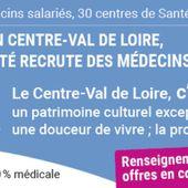 Recrutement de 150 médecins salariés en Centre-Val de Loire d'ici 2025 - Signature des premiers contrats - VIVRE AUTREMENT VOS LOISIRS avec Clodelle