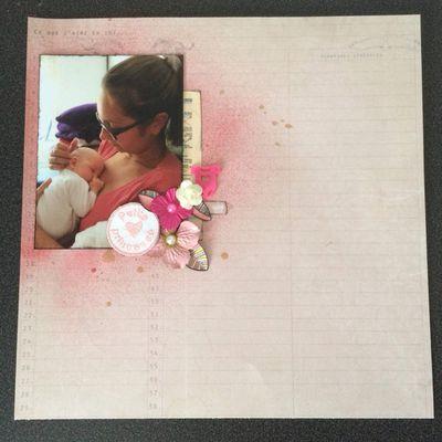 Fil&Scrap #2 Petite princesse