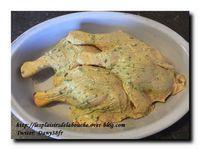 Cuisses de canard à la moutarde et au thym
