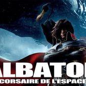 Capitaine Albator 1er française UTOPIALES 2013