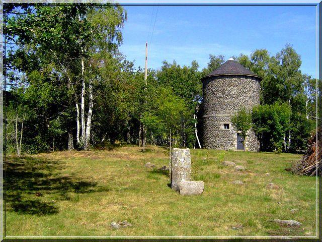 Diaporama château d'Huparlac