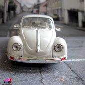 FASCICULE N°4 VOLKSWAGEN COCCINELLE 1300 UNIVERSAL HOBBIES 1/43 - car-collector