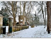 Civray après la neige - Janvier 2013.....