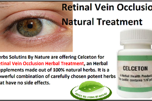 Retinal Vein Occlusion Symptoms, Causes and Natural Treatment