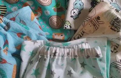 Les serviettes pour manger comme un grand