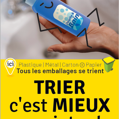 "SYDED campagne ""Trier Mieux"""