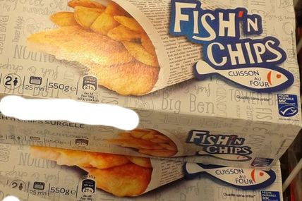 Fish and Chips?!