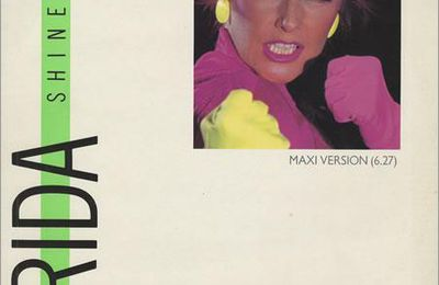 1984 : Frida : Shine (extended) / That's Though (maxi 33t)