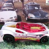 CUL8R HOT WHEELS 1/64 VOITURE MINIATURE FUTURISTE - car-collector.net