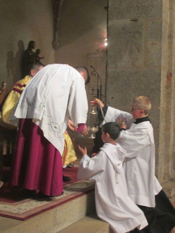 Ascension 2018 - Sainte messe