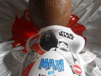 Star Wars aux Rayons chocolats de Paques.....