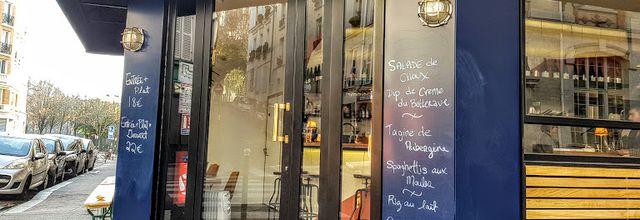 Petit Navire (Paris 20) : Bistrot en vogue