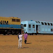 Mauritanie, dans le train du désert