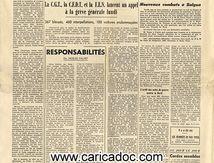 «Nuit dramatique au quartier latin», Le Monde, 11/5/1968.
