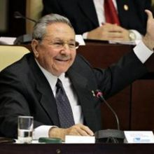 Cuba: Raul Castro réélu président