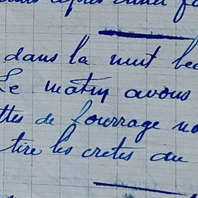 Lundi 24 septembre 1951 - les charrettes