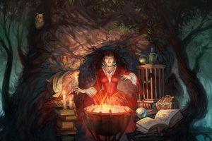 Quelle magicienne êtes-vous ?