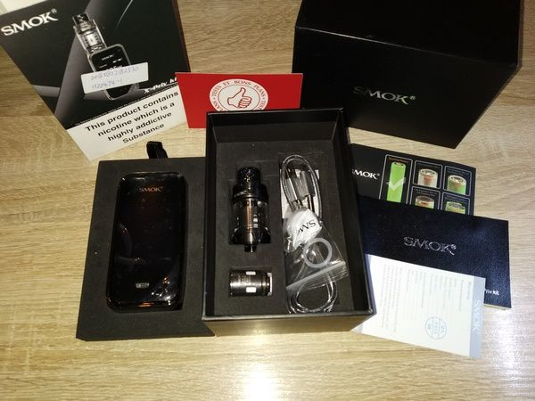 unboxing X-Priv Kit International Edition Prism  et du Tank TFV12 Prince @ Tests et Bons Plans