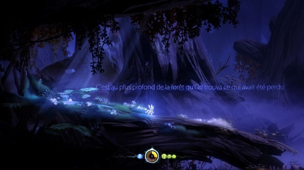 Ori And The Blind Forest sur PC