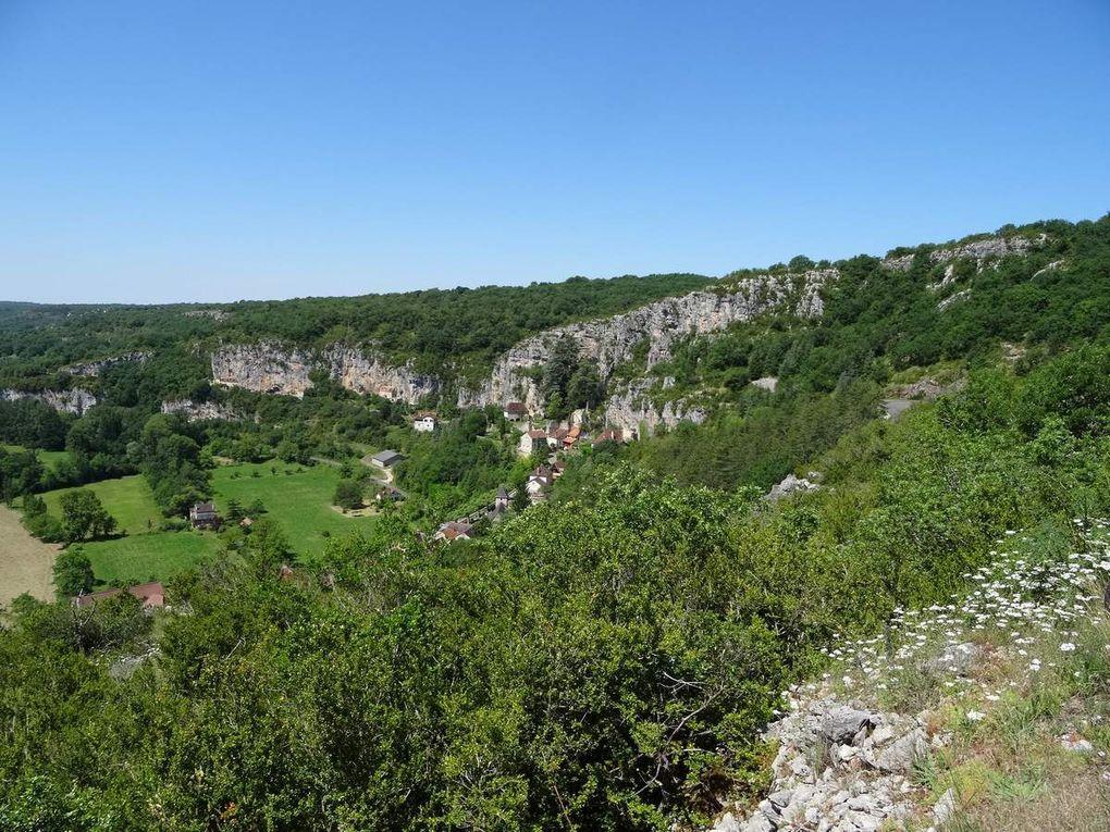 Cyclotourisme entre Causses et Vallée