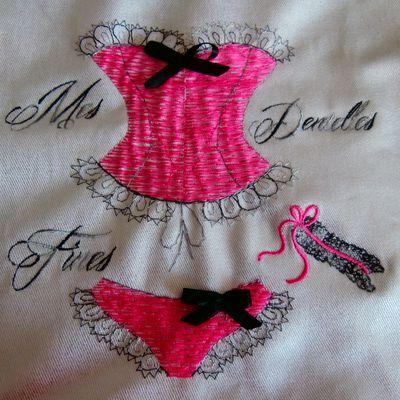 Pochette sous-vêtement