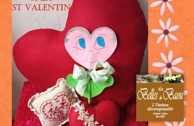 Tuto rigolo pour redonner sourire à la St Valentin !