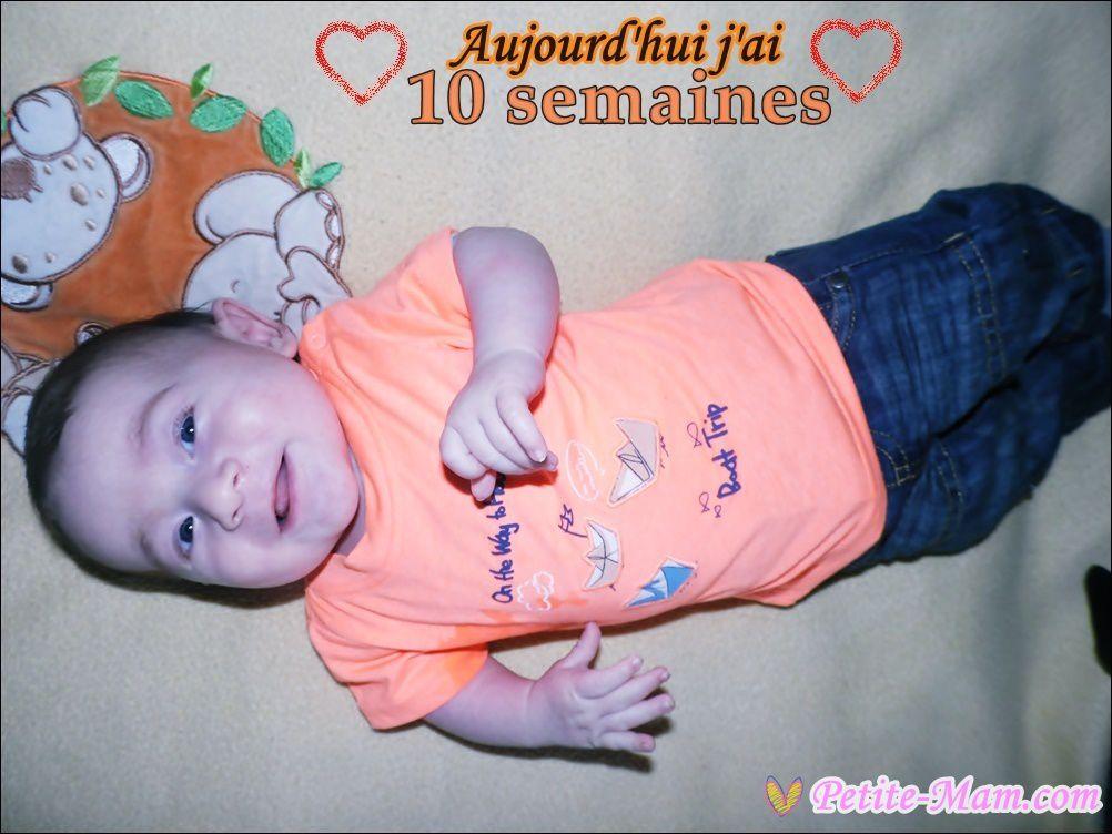 Happy Birthday Bébé Liam (1 an)