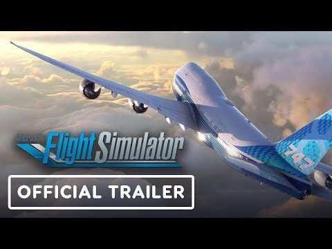 Microsoft Flight Simulator 2020...